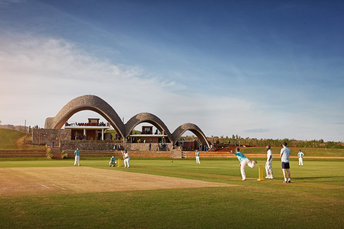 Gahanga Cricket Stadium