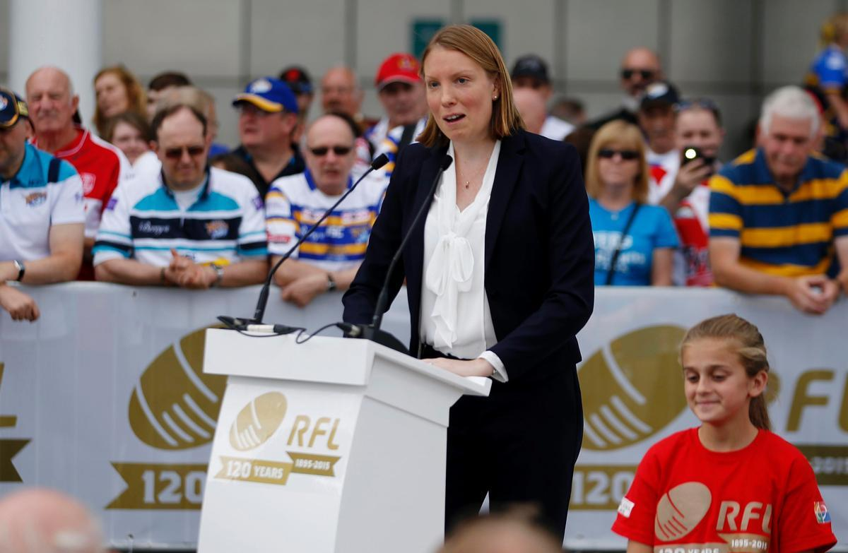 Sports minister Tracey Crouch said she was 'delighted' with changes made by sports governing bodies