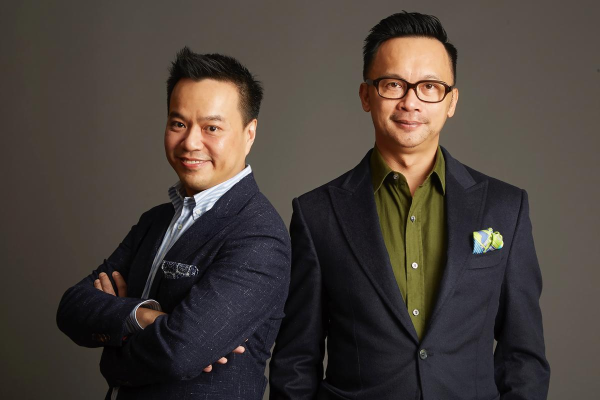 Ed Ng and Terence Ngan are the long-time collaborators at the helm of the international design studio AB Concept / AB Concept
