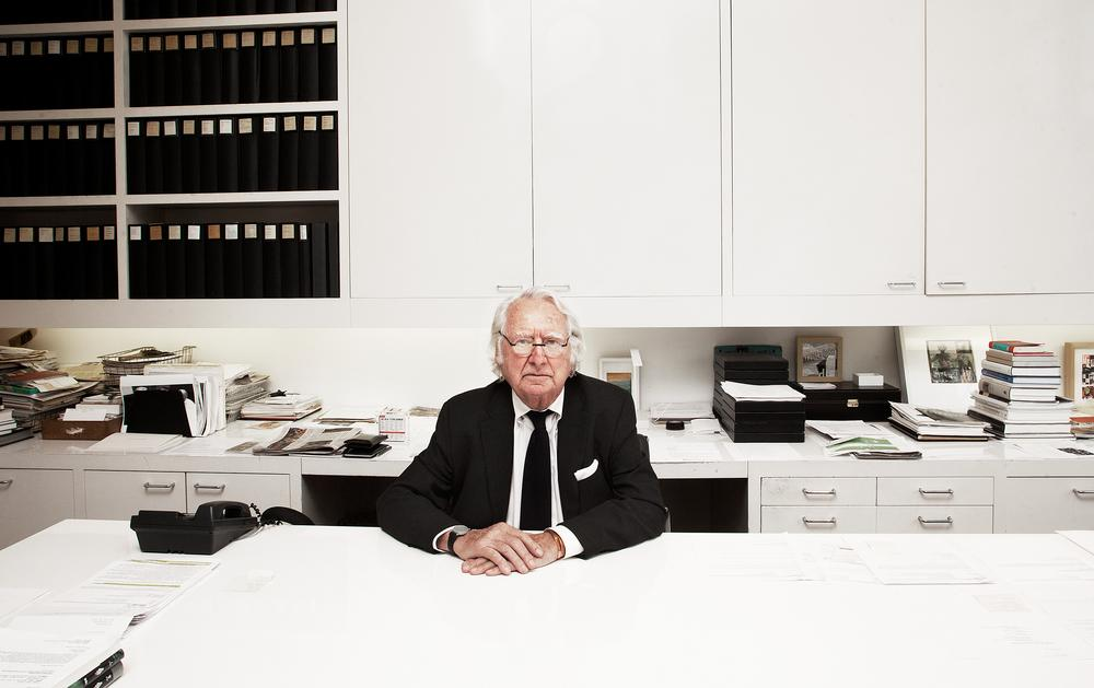 Richard's Meier's practice has offices in New York and Los Angeles, and is led by Meier and five partners / Photo: ©Silja Magg