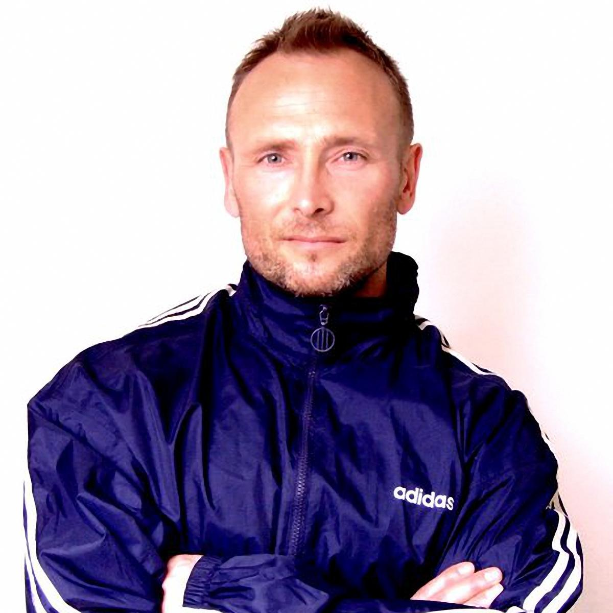 Steve Halsall has trained comedians, pop stars, actors and film directors / Enrgym