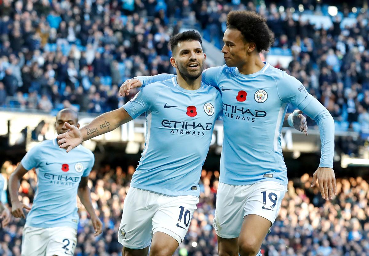 Manchester City were ranked top of the Soccerex Football Finance 100 / Martin Rickett/PA Wire/PA Images