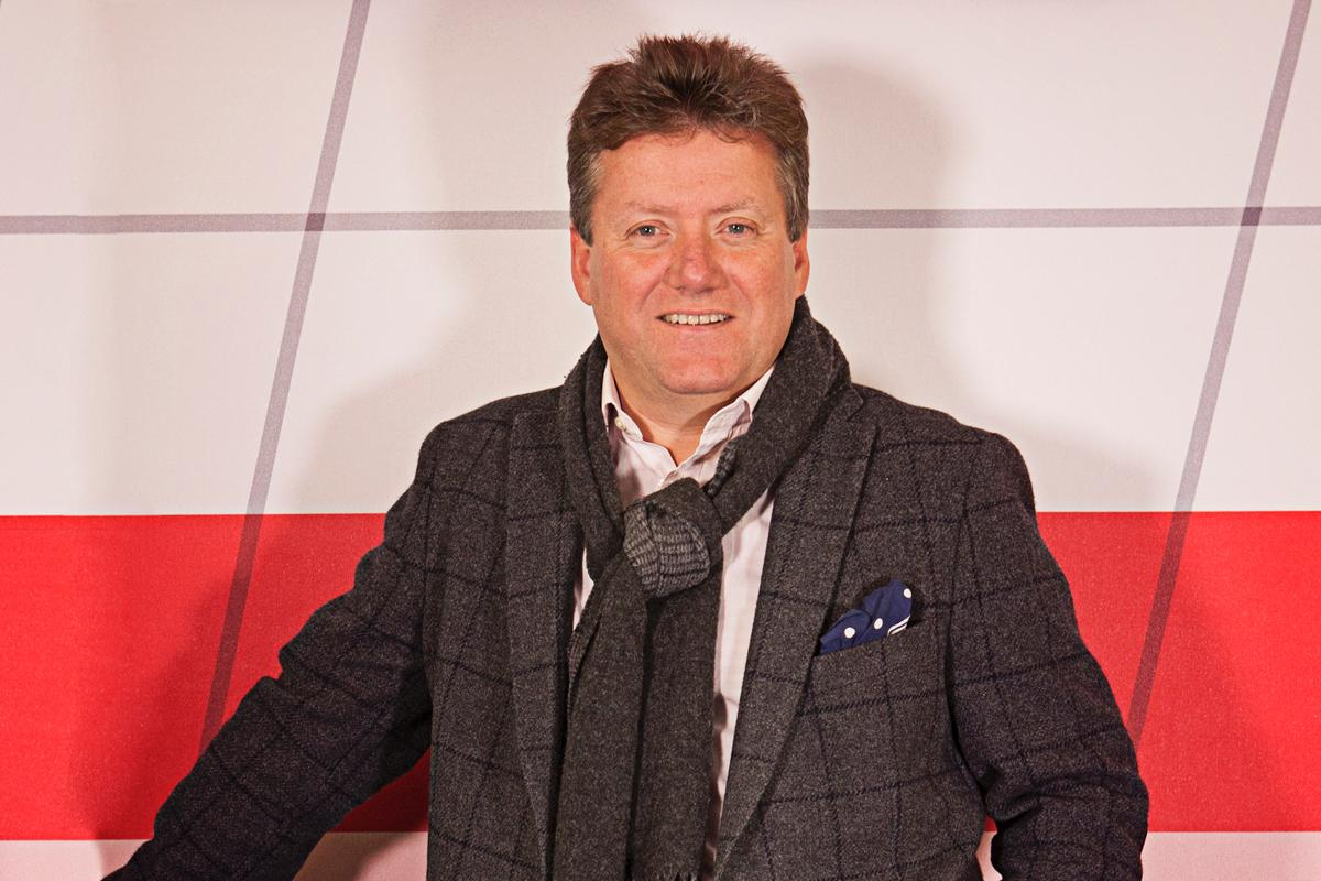 Robert Cook joined Virgin Active UK in June 2016 / Paul McLaughlin