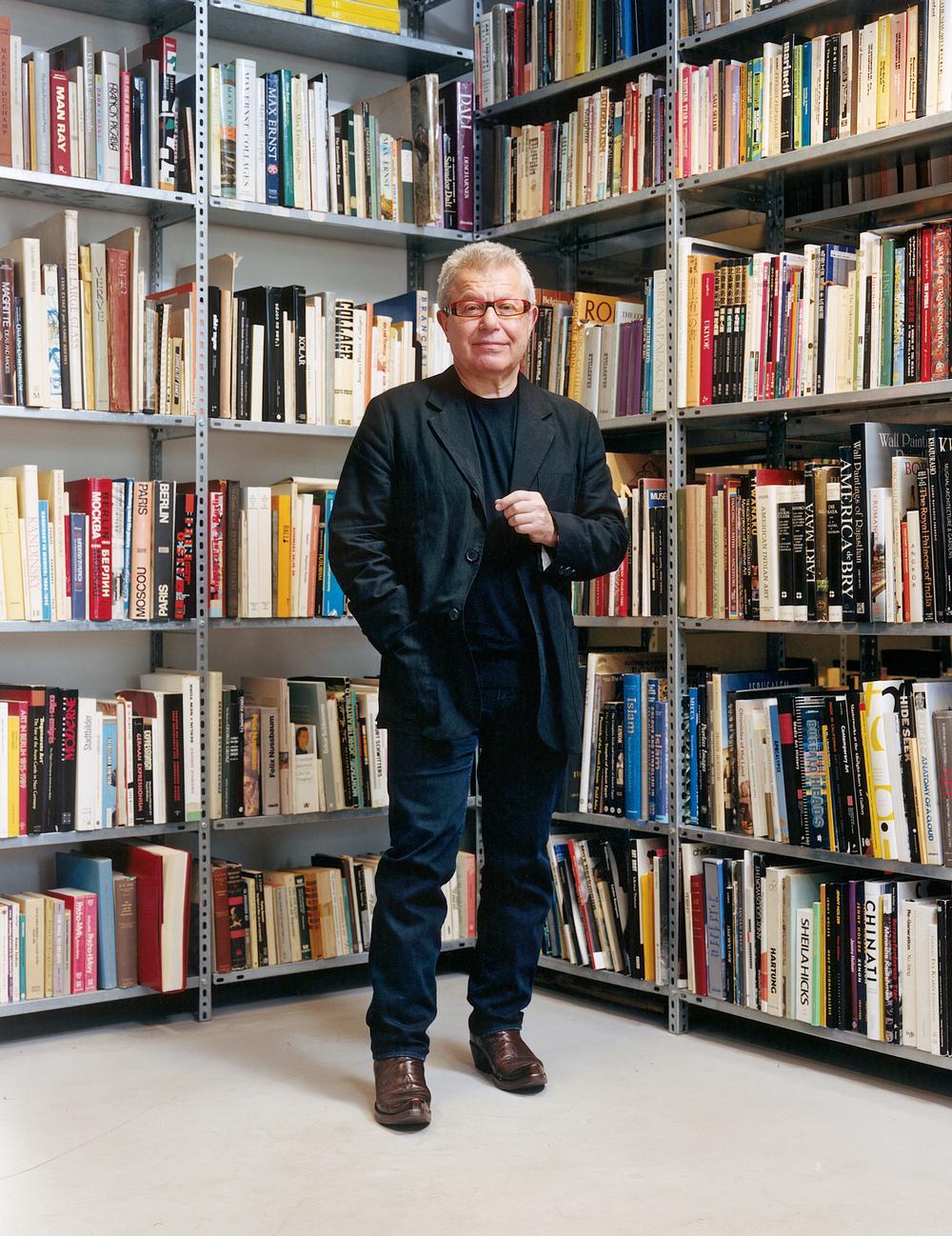 Daniel Libeskind / PHOTO: STEFAN RUIZ