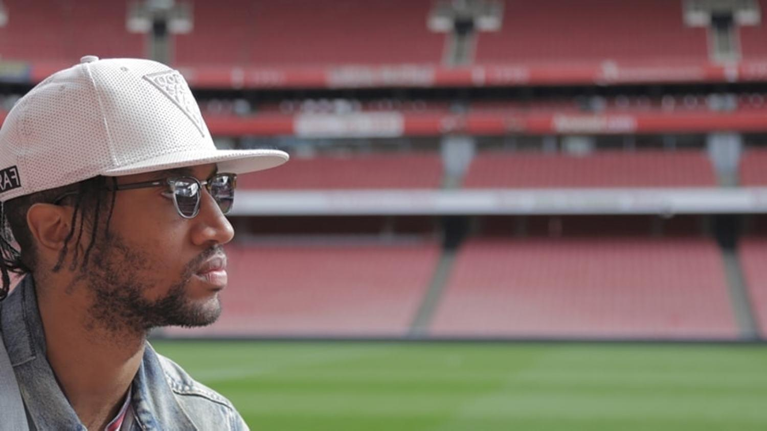 Poet is one of the establishing members of the new group which will promote the FA Cup / FA
