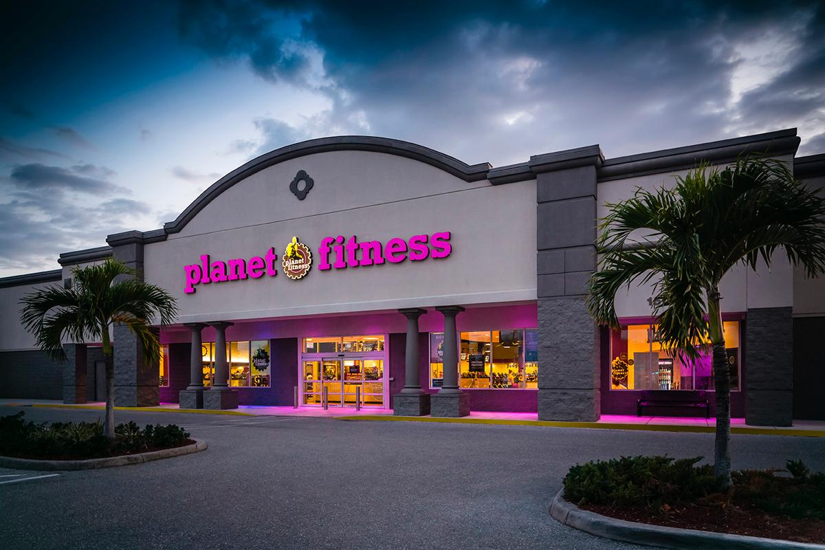 Planet Fitness has more than 10.5 million members