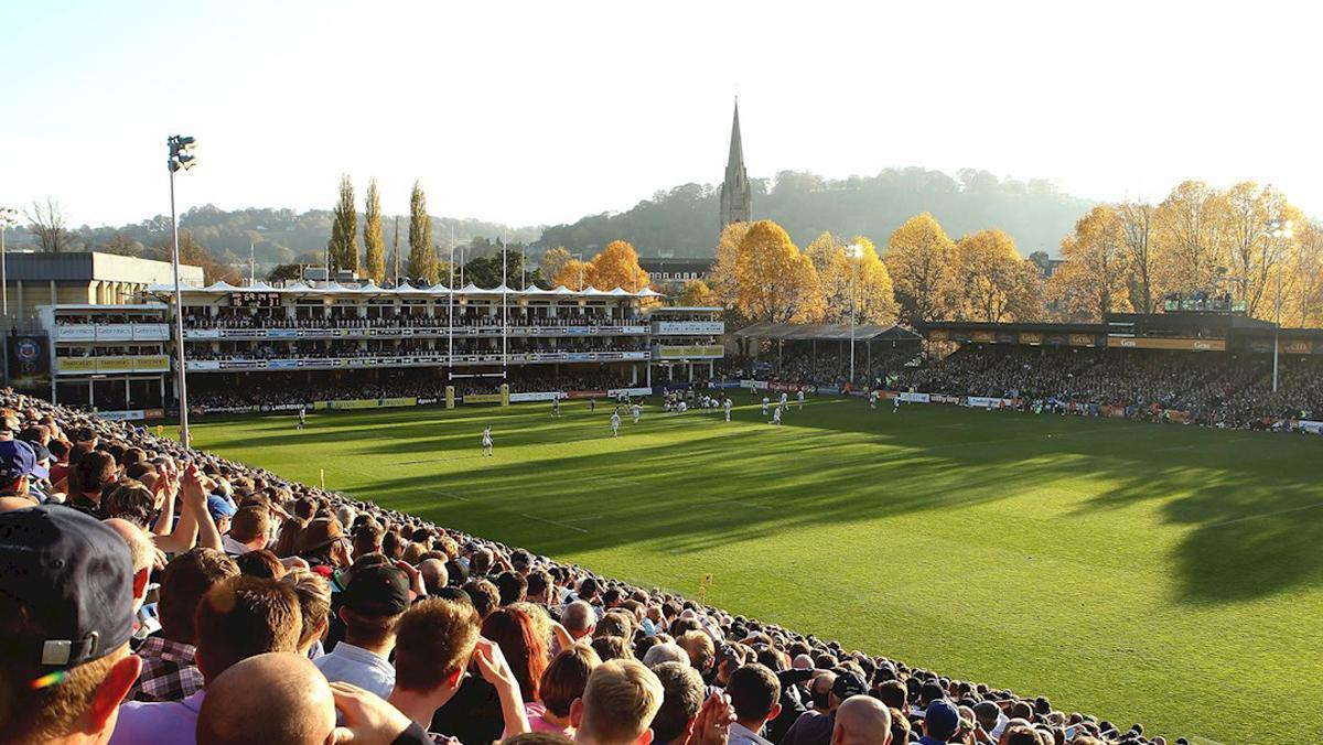 The stadium will replace Bath Rugby's Recreation Ground / Bath Rugby