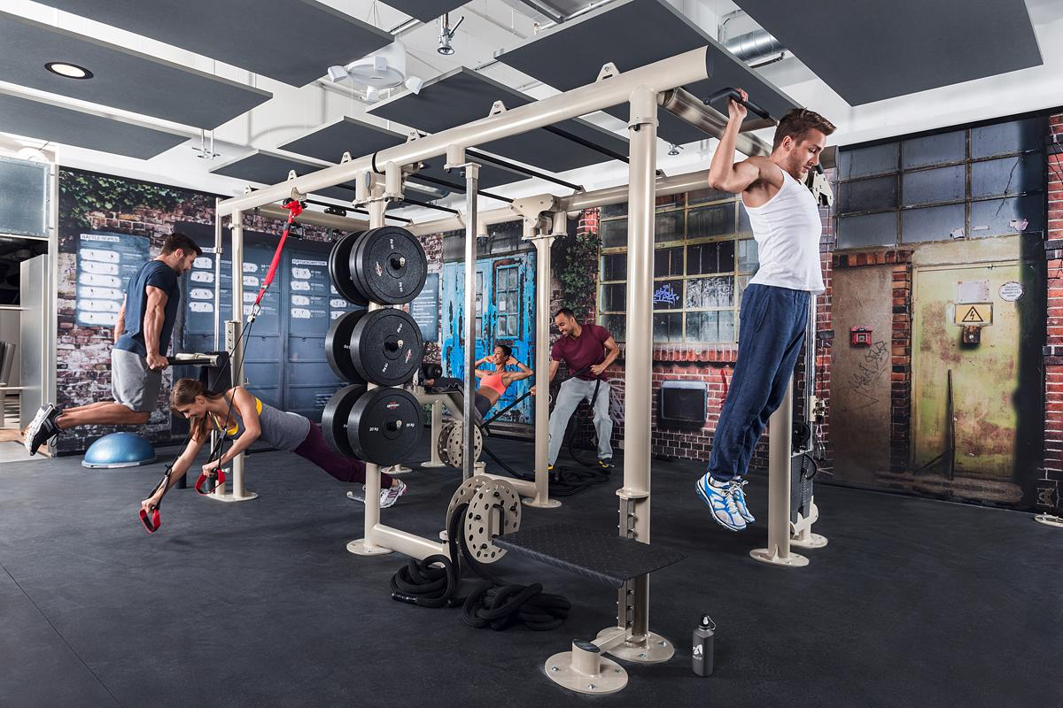 McFit remains in the top spot for membership numbers in Germany's fitness market / McFit