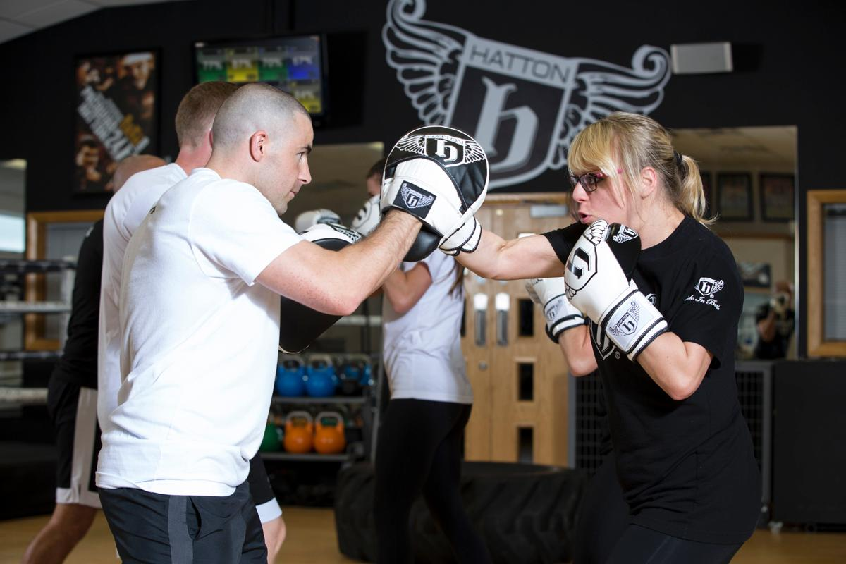 Ricky Hatton S Boxing Brand Partners Myzone To Offer Fitness Training Spaopportunities Com News