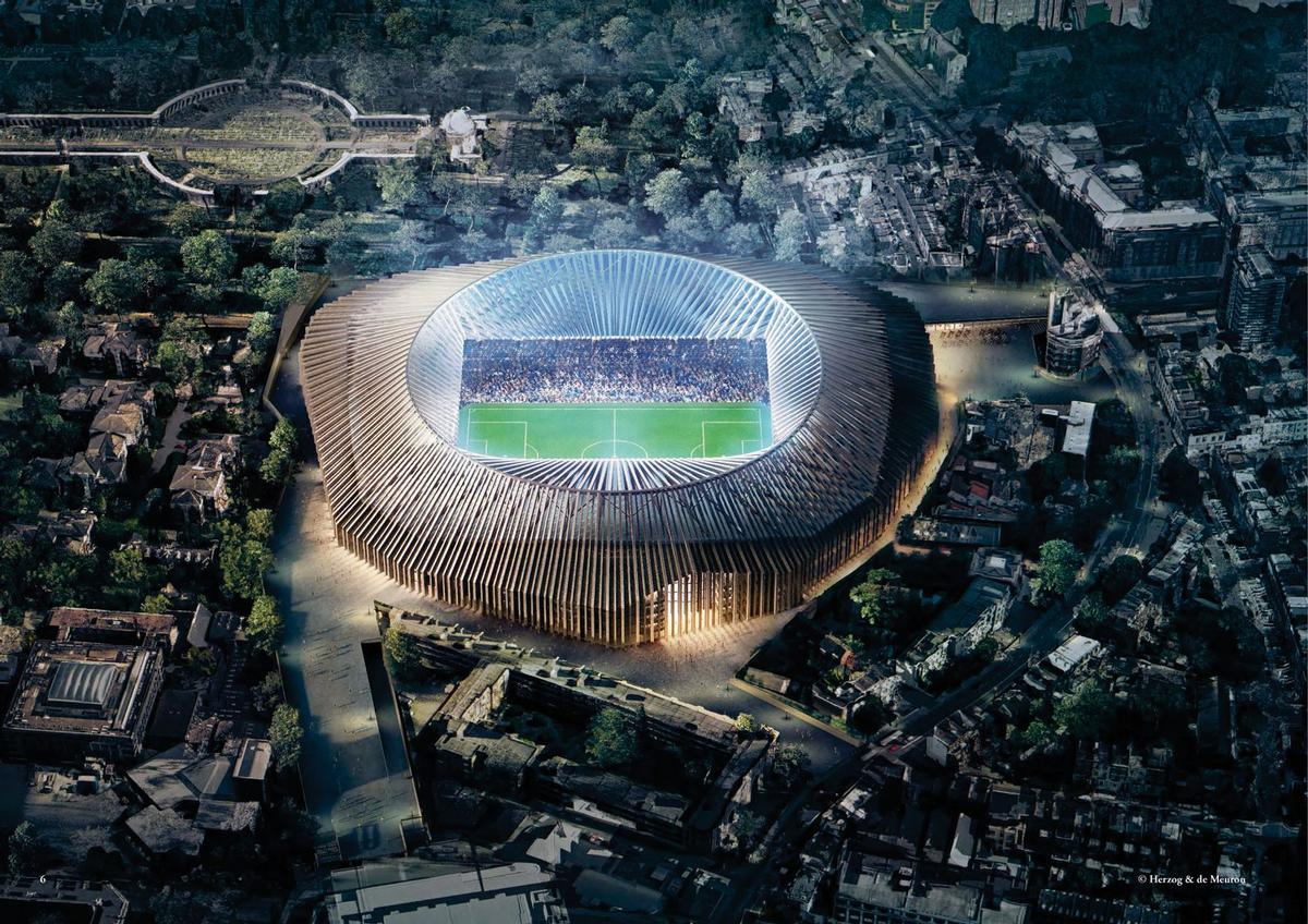Chelsea's £1bn stadium plan overcomes family injunction threat