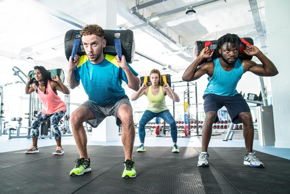 The Gym Group acquired 18 Lifestyle Fitness clubs in 2017 and opened 21 new sites / The Gym Group