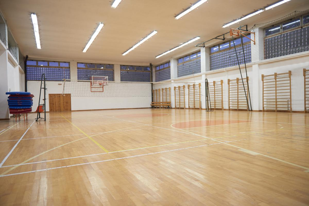 Recent reports have found that accidents are more likely to happen in the sports hall of a leisure centre than anywhere else