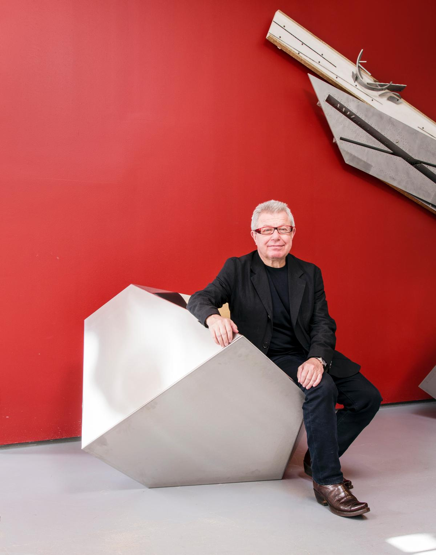 Daniel Libeskind will lead the competition jury / Stefan Ruiz