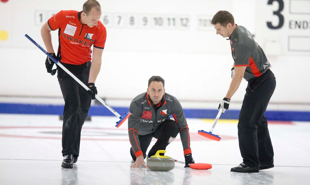 Curling – one of the sports Scotland has become a leading nation in