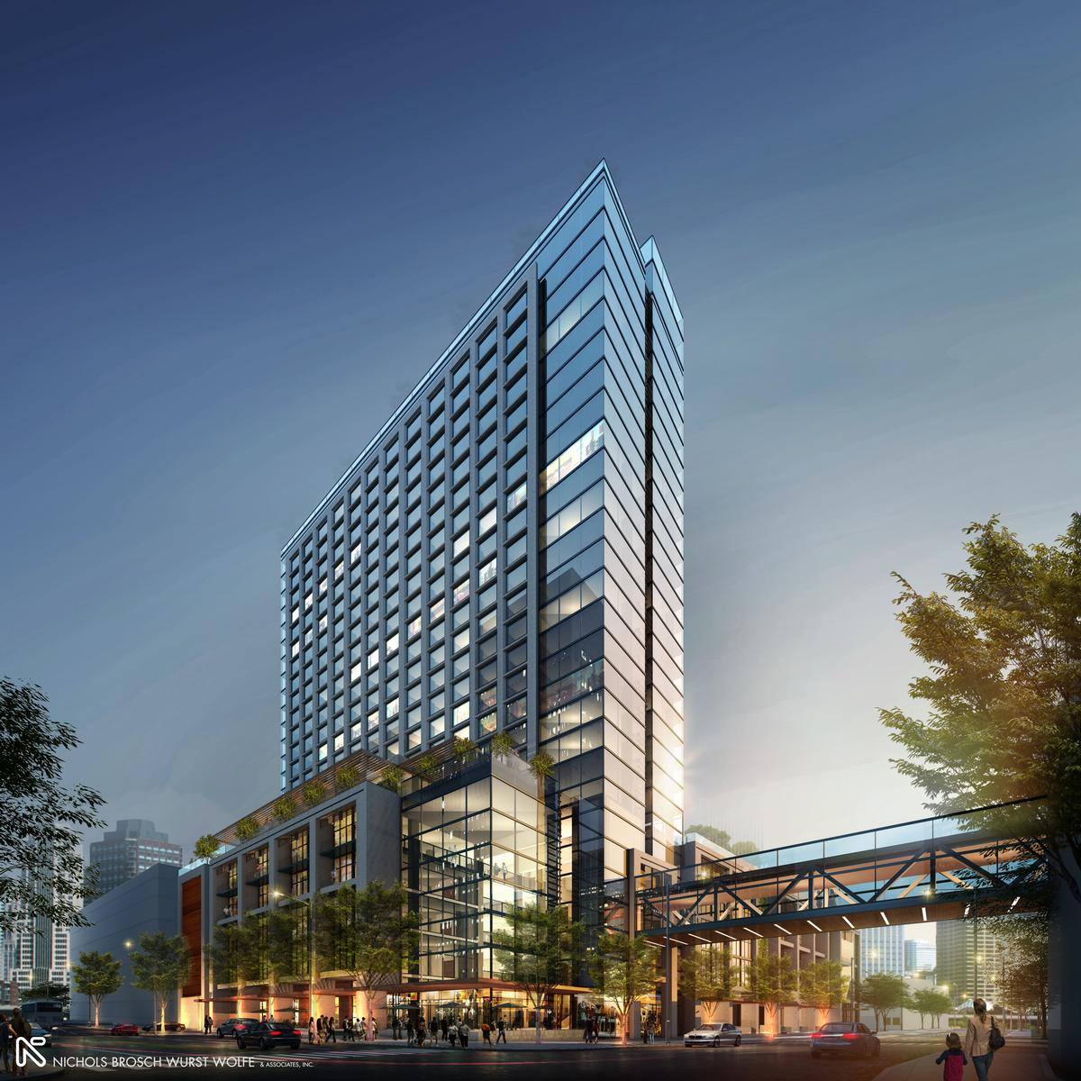Marriott signs deal for luxury hotel at US$3bn Water Street Tampa ...