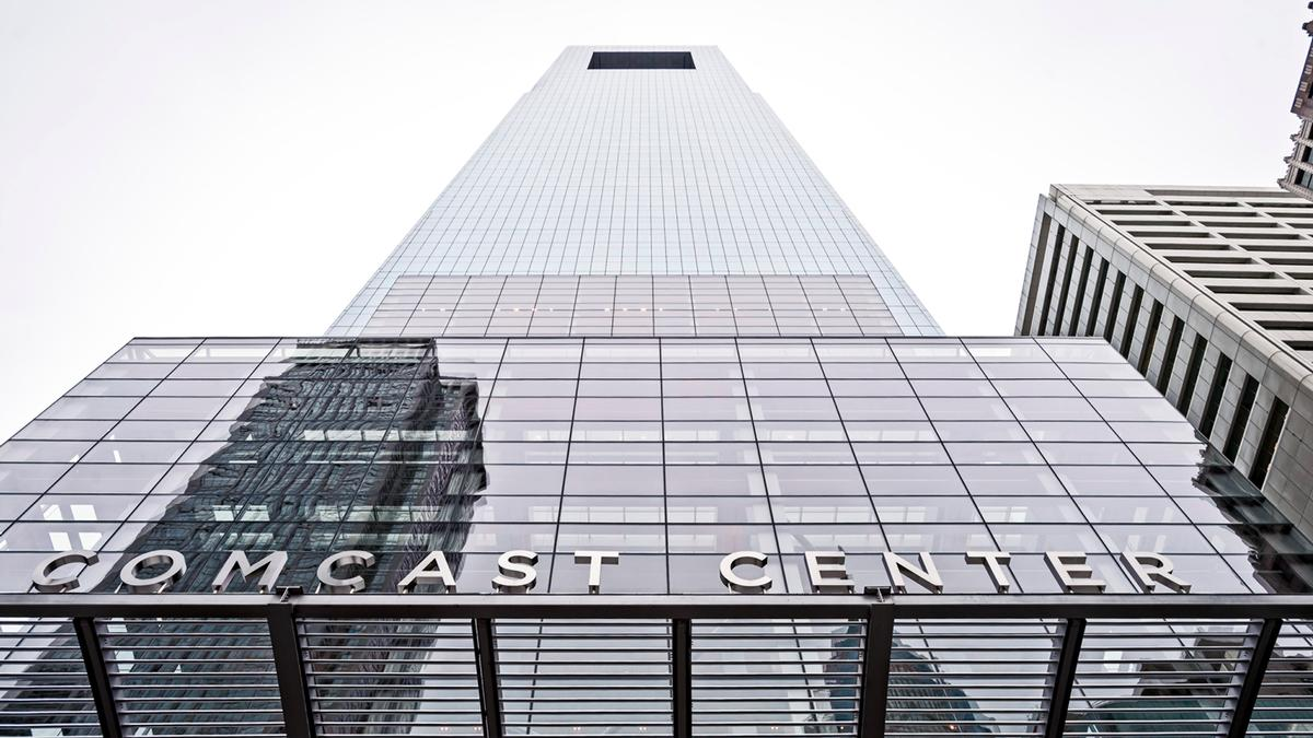 Set in the city's tallest tower – the 60-storey Comcast Technology Center – the new Four Seasons Hotel Philadelphia at Comcast Center will include 217 bedrooms on the 48th to 56th floors / Four Seasons