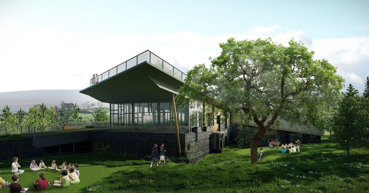 The site, which sits on Hadrian's Wall, will be completely redeveloped