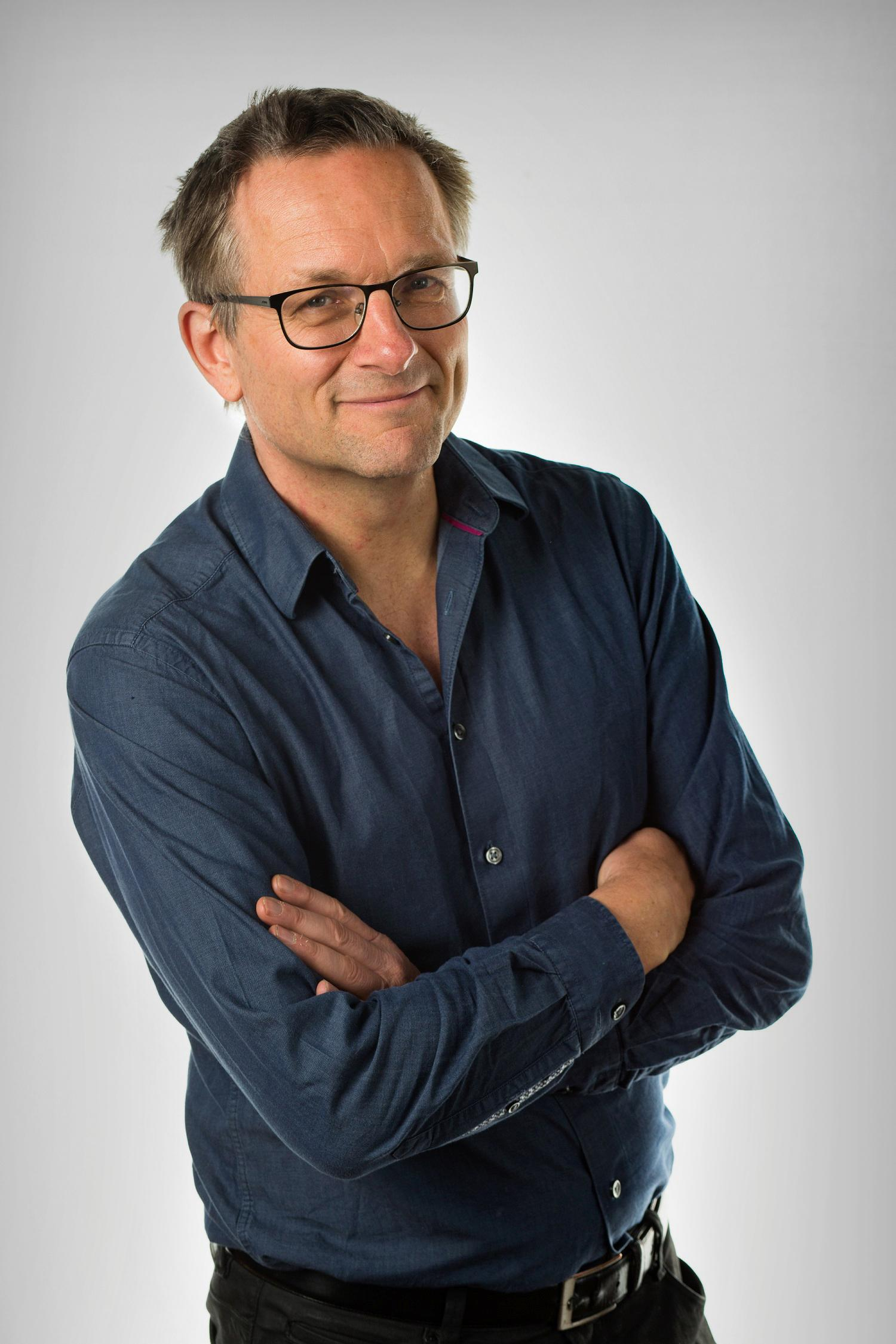 Dr Michael Mosley will address delegates at the inaugural Elevate Conference / Elevate