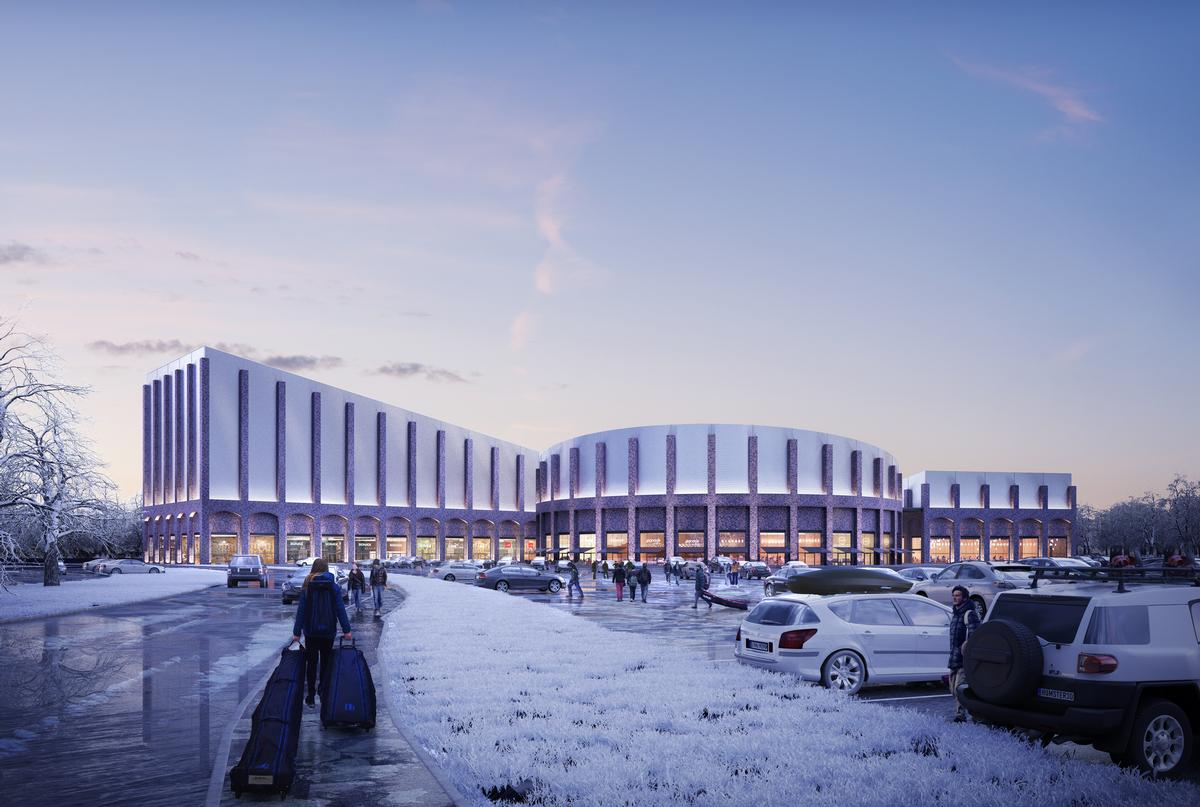 The scheme, earmarked as a priority by the council, will bring back into use former-industrial land to the north of Swindon town centre known as the North Star site / FaulknerBrowns
