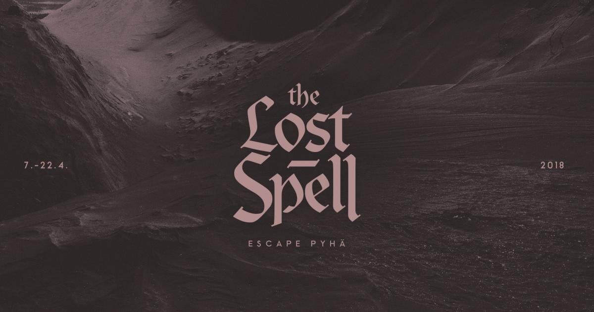 "Called ""The Lost Spell"", players must go on a journey to save the Pyhä fell from the evil plans of Pakkasnoita, the Frost Witch"