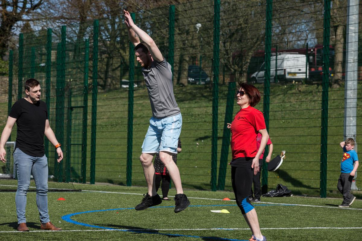 One of the projects to receive the new funding – Lancashire Sport Partnership – will use the grant towards its Challenge through Sport Initiative / Sport England / Lancashire Sport Partnership