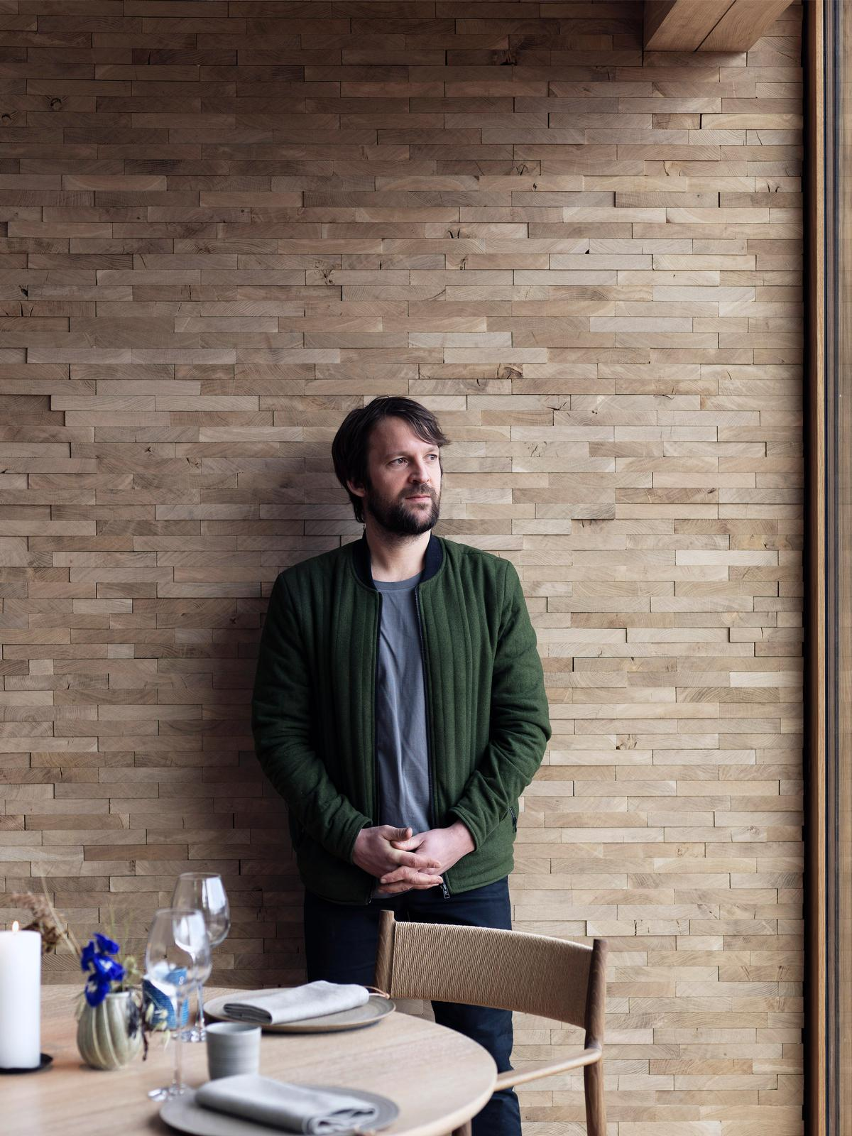 Opened by chef René Redzepi in 2003, noma is known for its twist on traditional Nordic Cuisine / Jason Loucas