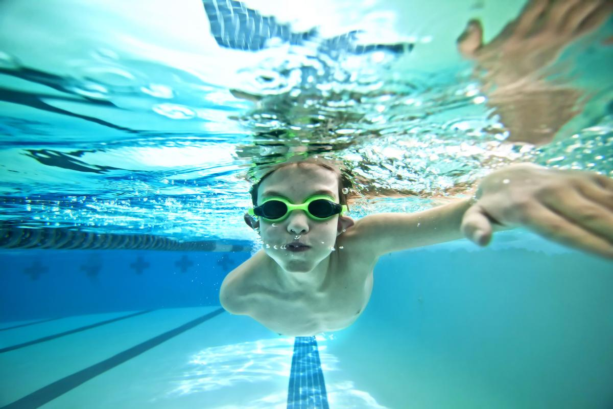 All UK pool operators will have to adhere to the new guidance / Shutterstock