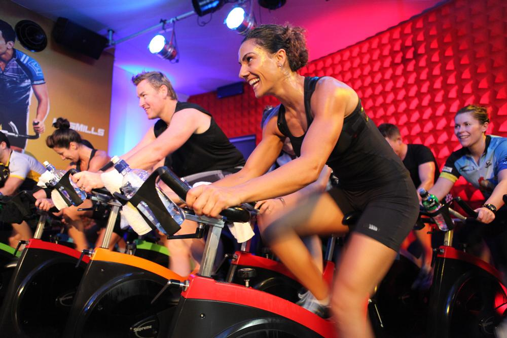 Results-focused workouts are growing in popularity / pictured: Les Mills RPM