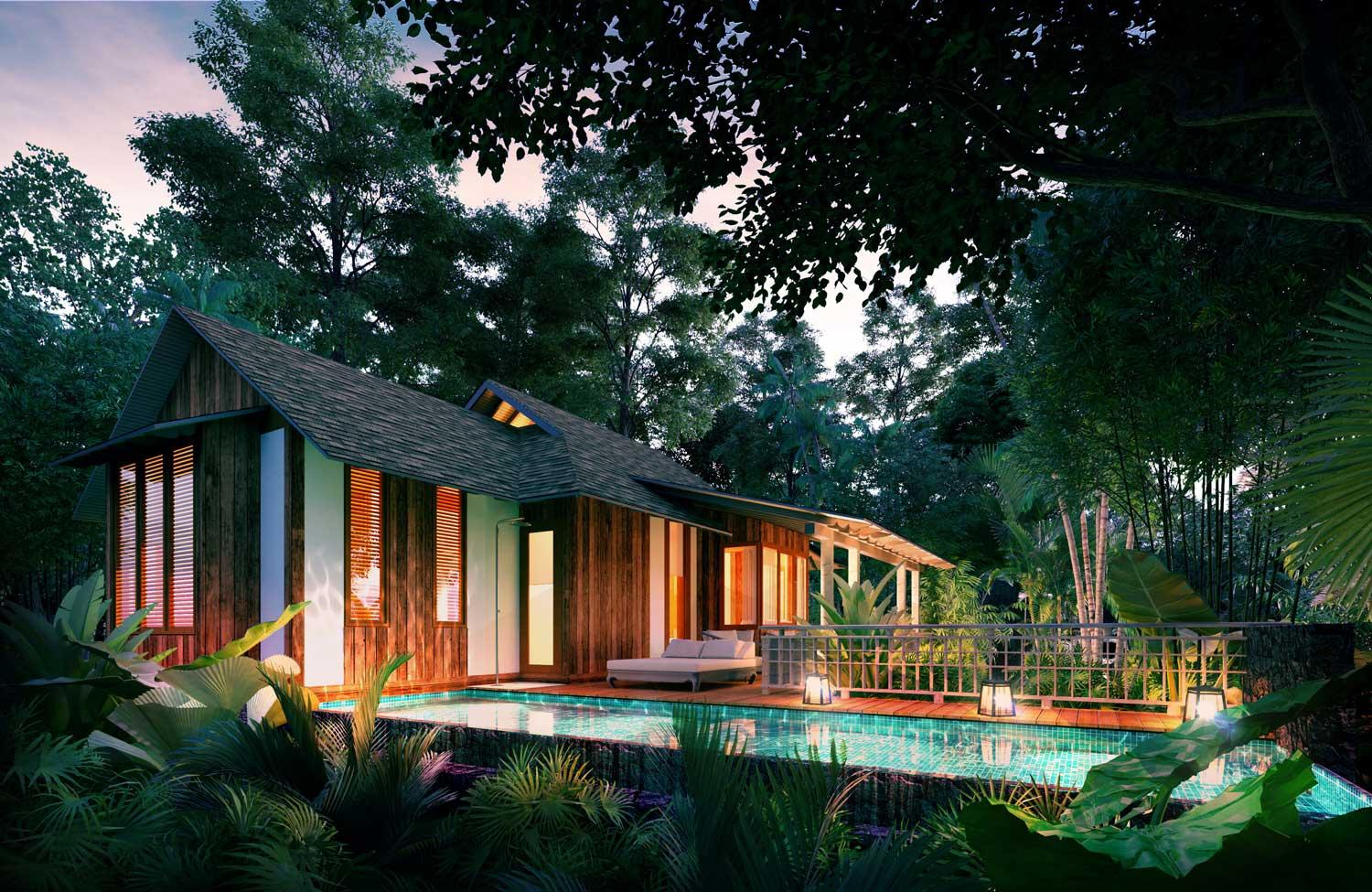 The resort reopens in July 2018, following a substantial 10-month renovation / Datai Langkawi
