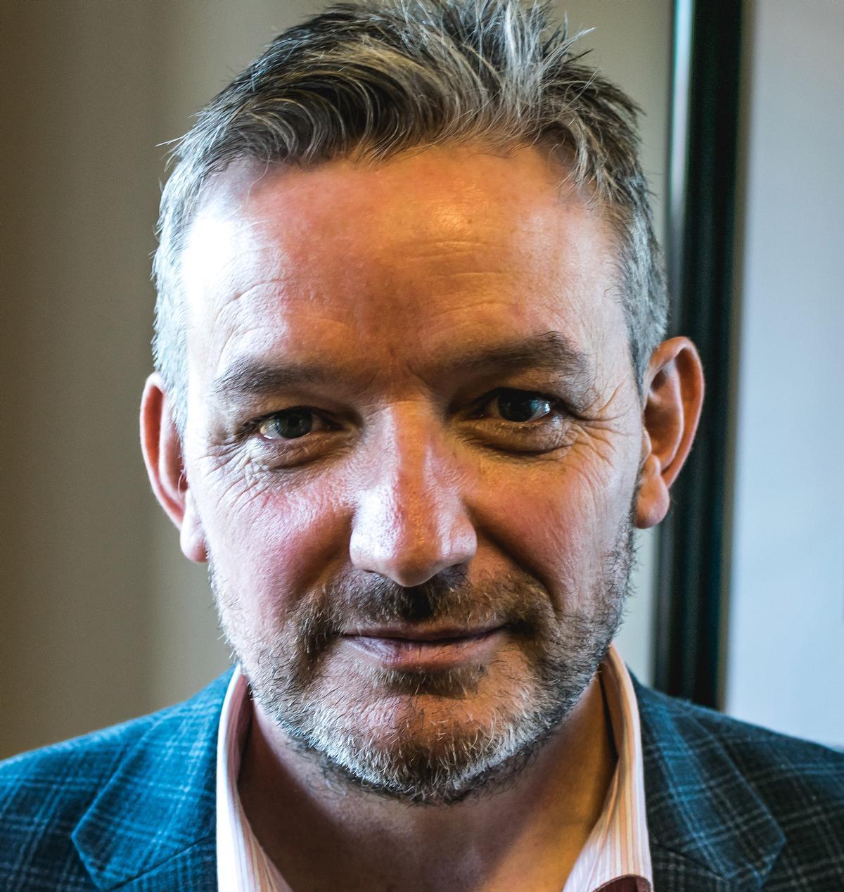 Paul Ferris, Speedflex CEO, predicts more leisure trusts and local authorities will invest in Speedflex studios / Speedflex