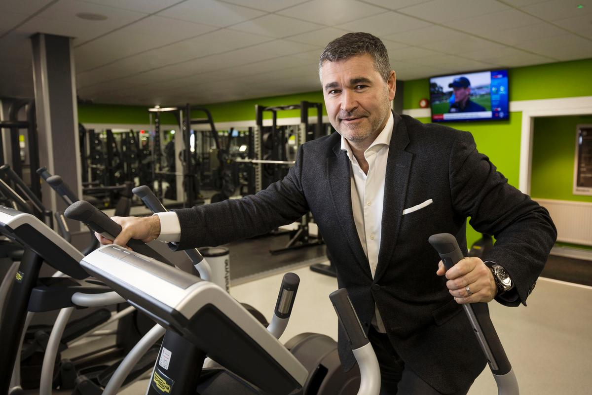 """Justin Musgrove, Bannatyne CEO, said the group expects 'significant further growth"""" during 2018 / Bannatyne Group"""