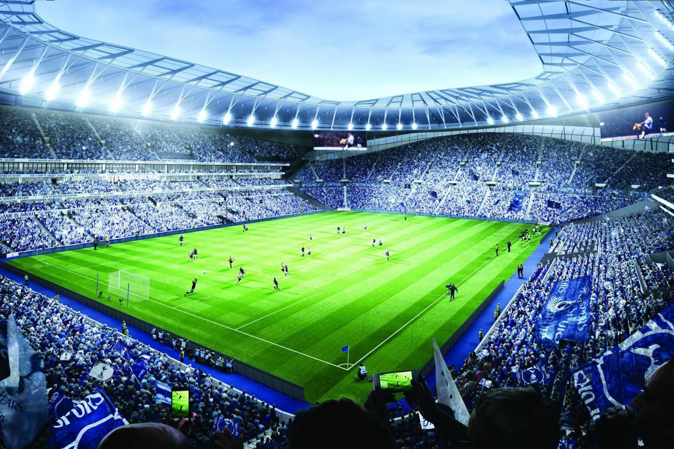 Image result for new white hart lane