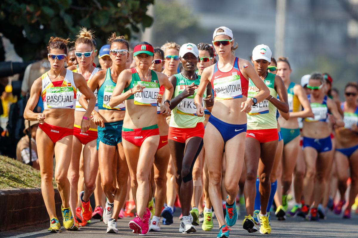 The 2016 Rio Games had the highest-ever number of women competitors in history – 45 per cent of total participants. / Shutterstock