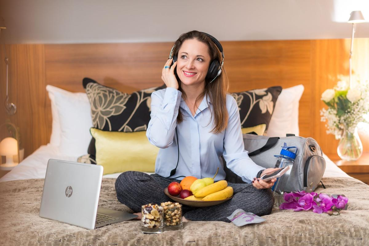 Ceylinn Morin is a registered dietician, keynote speaker and author