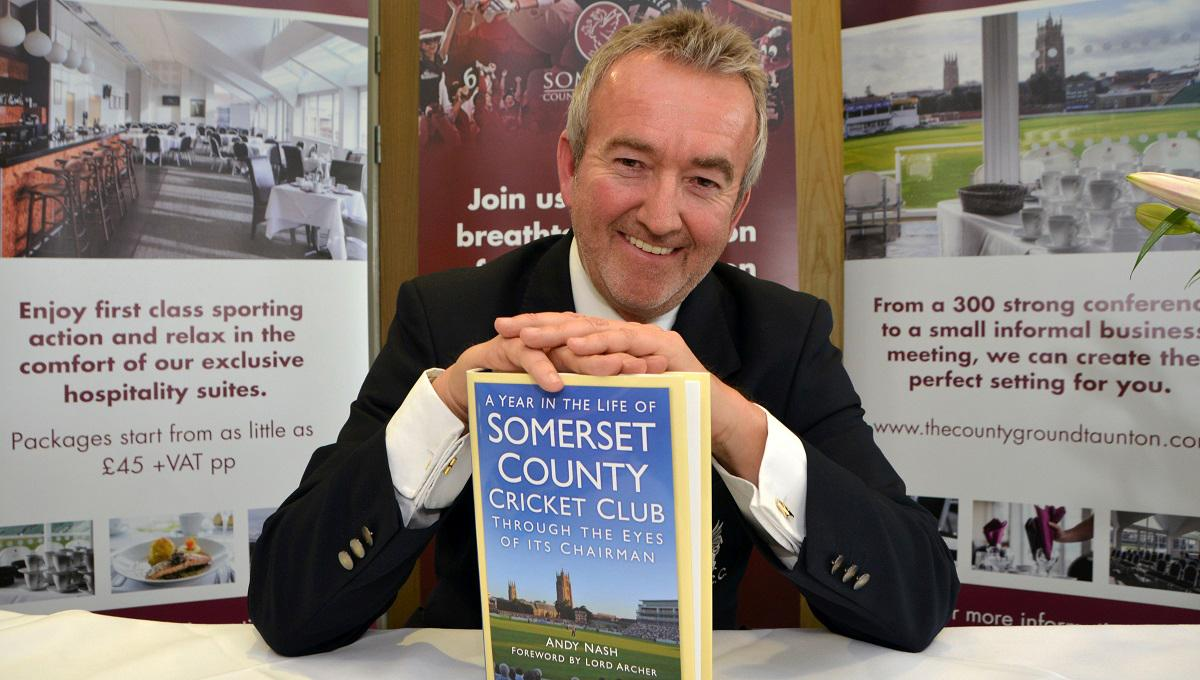 In his resignation letter Nash alleges that the fees were agreed without the ECB board's approval / Somerset County Cricket Club