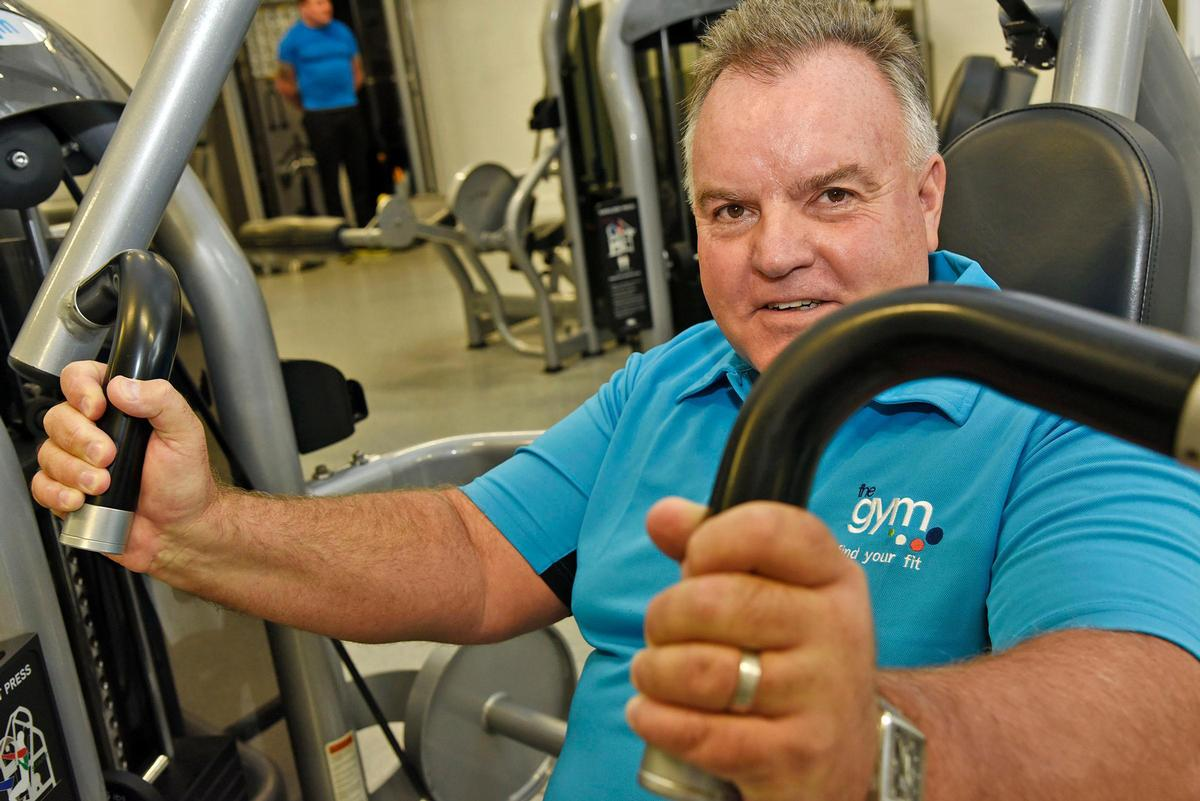 Gym Group CEO John Treharne expects the group to open another 15-20 clubs during 2018 / The Gym Group
