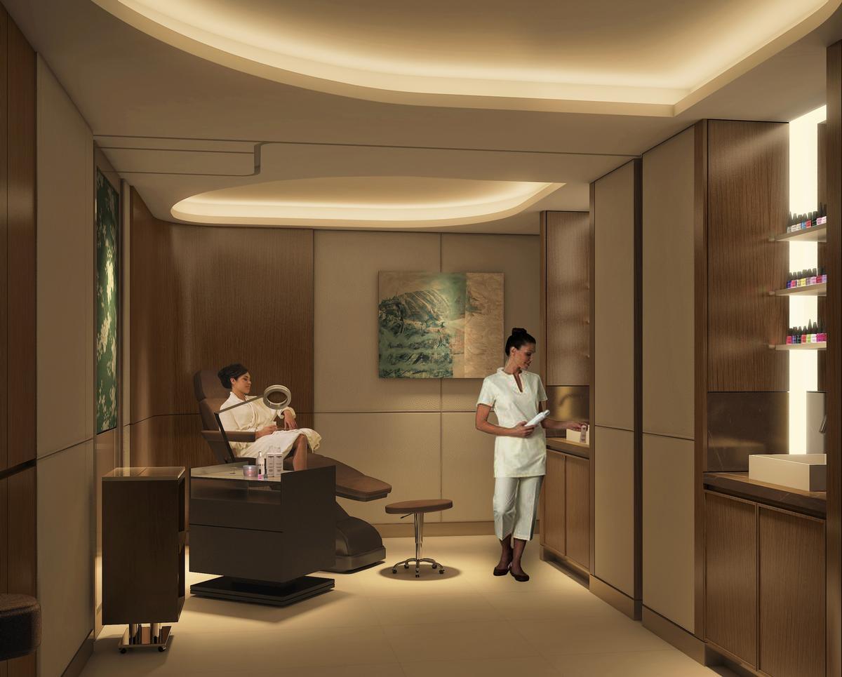 Mandarin Oriental Hyde Park reveals details of new spa