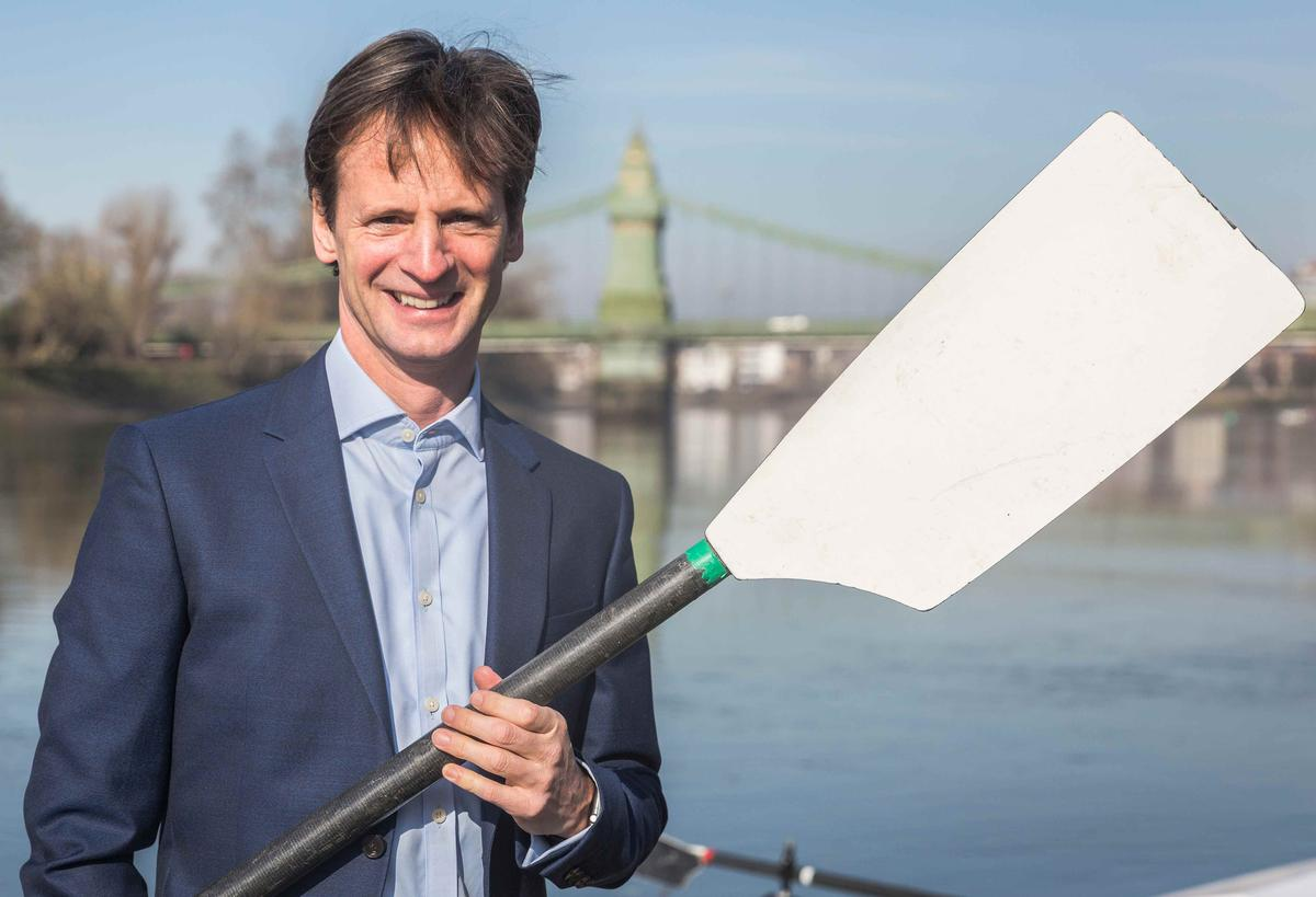 Davies will take up his new role on 1 April / British Rowing