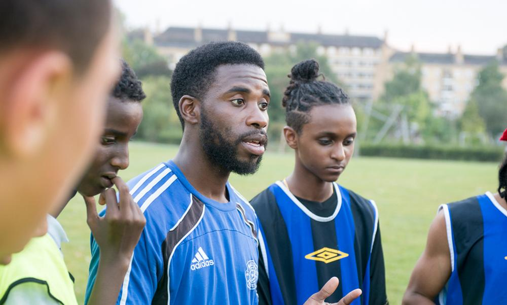 The Sport for Development Coalition measures the benefits of community sport