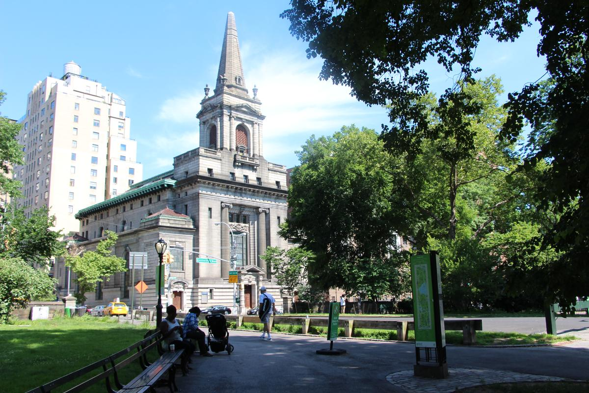 FXCollaborative selected to transform landmark New York church into vibrant home of Children's Museum of Manhattan