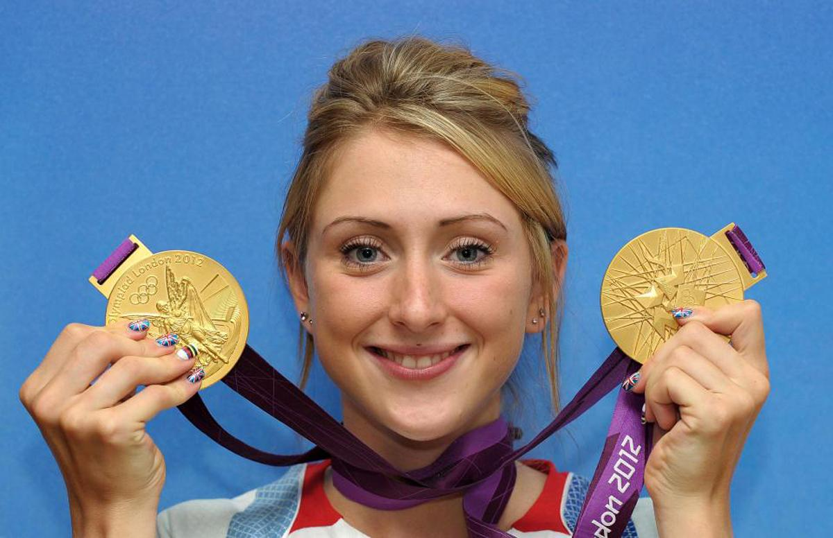 Laura Kenny is a four-time Olympic champion / ukactive