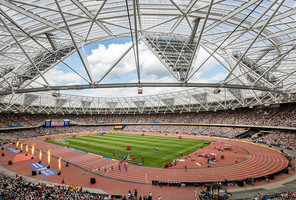 On matchdays, spectator seats will be moved onto the track to generate an electric atmosphere / image ©: Morley Von Sternberg