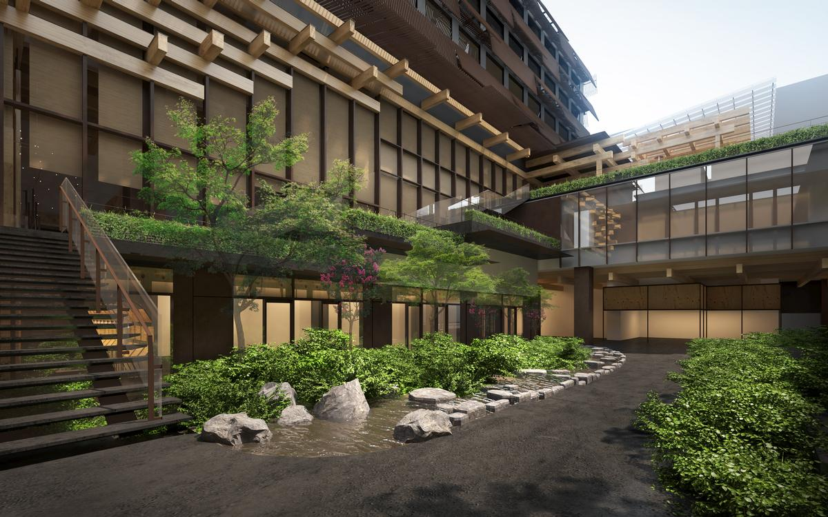 ACE Hotels announce Kengo Kuma will design its first property in Japan