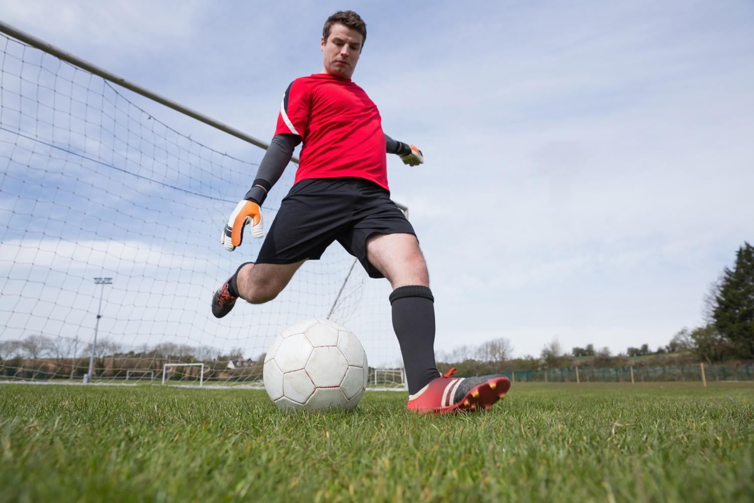 The programme will offer existing grassroots football clubs grants to continue offering playing opportunities in organised football / Shutterstock