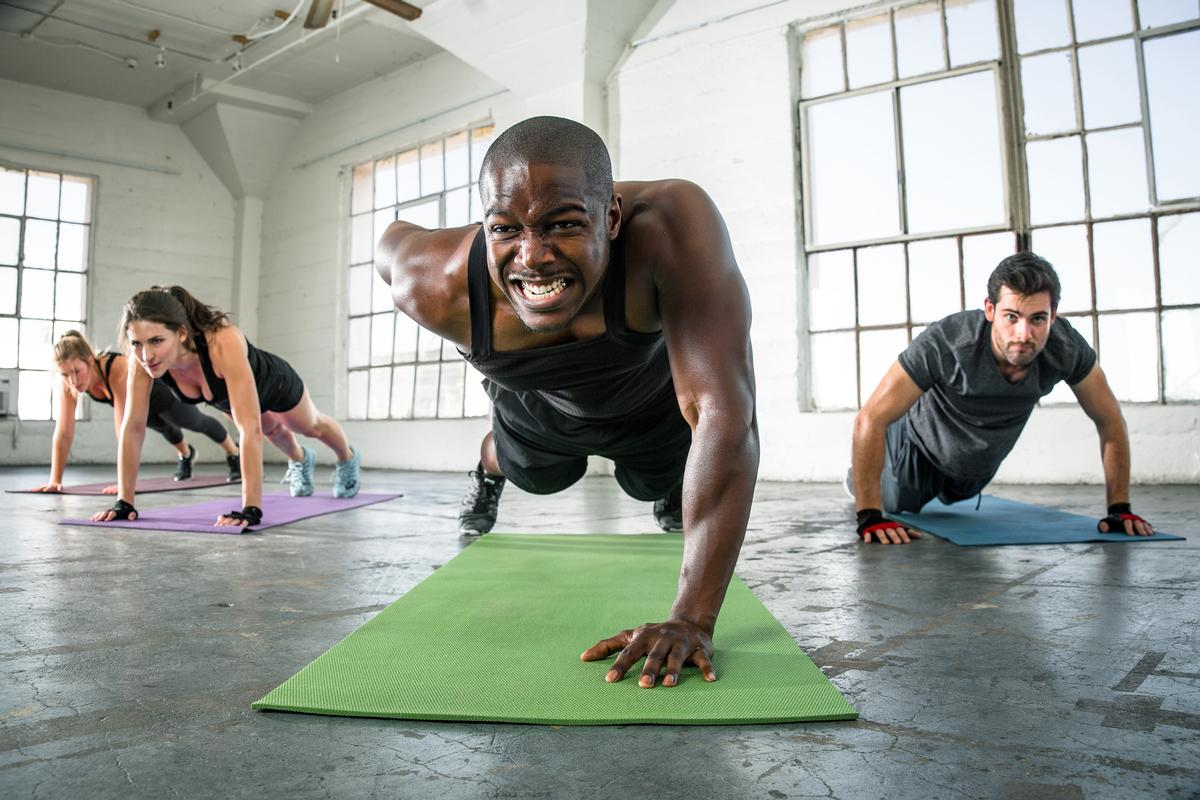 The research suggests that strenuous exercise is beneficial to immune surveillance and regulation / Shutterstock