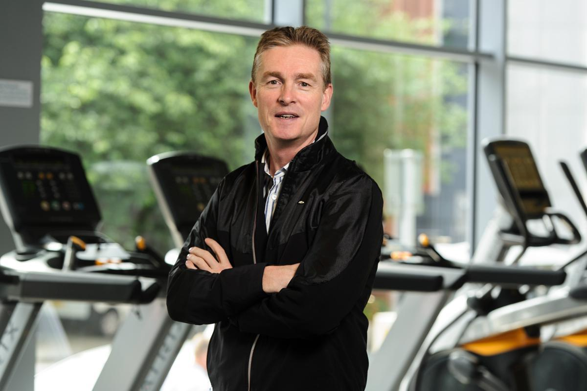 Humphrey Cobbold said membership numbers increased by 13 per cent to 927,000 during 2017 / Pure Gym