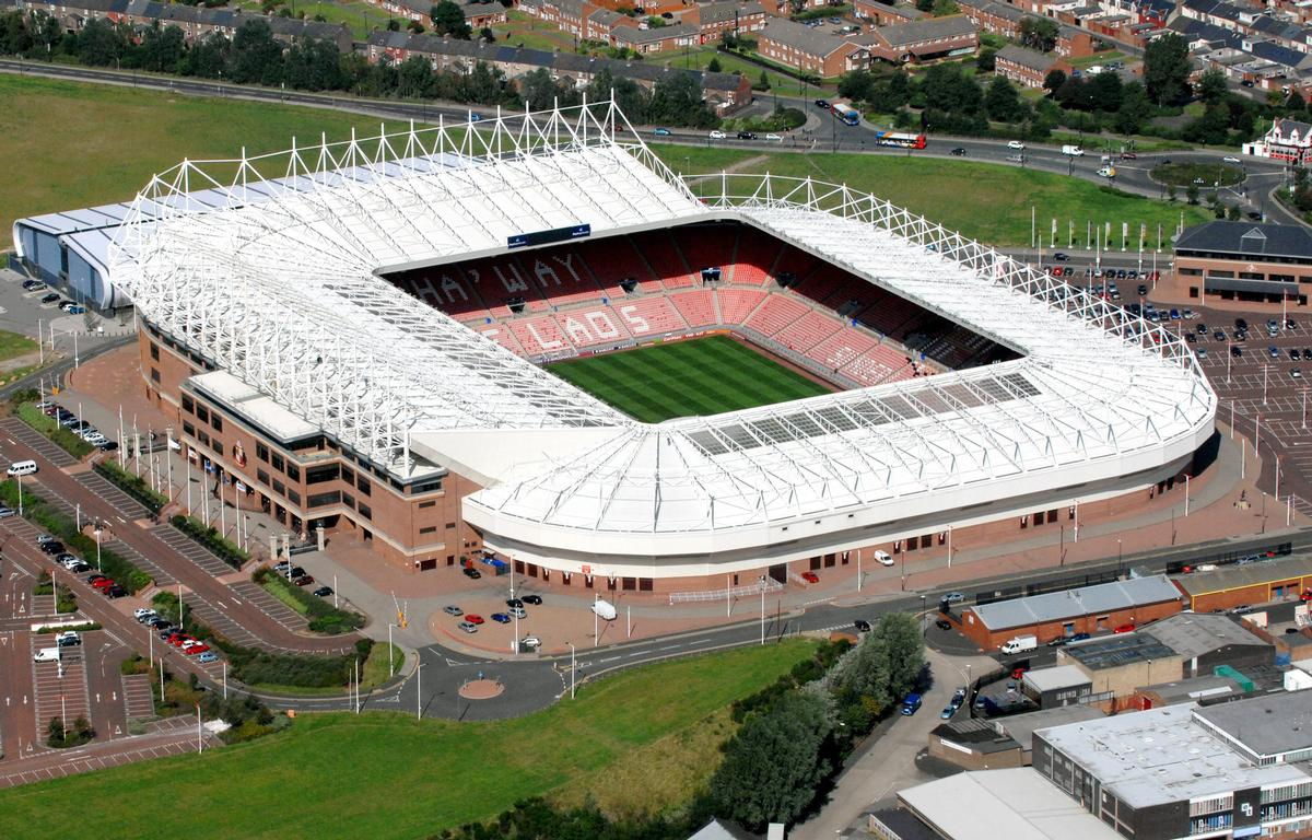 The club has suffered two successive relegations / Sunderland AFC