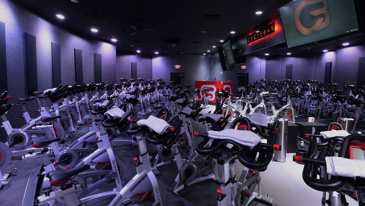 The company will begin its international expansion in the UK with the opening of 30 CycleBar studios over the next five years / Xponential Fitness