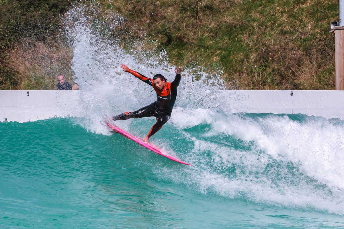 The Wave Bristol will use Wavegarden Cove technology / Wavegarden