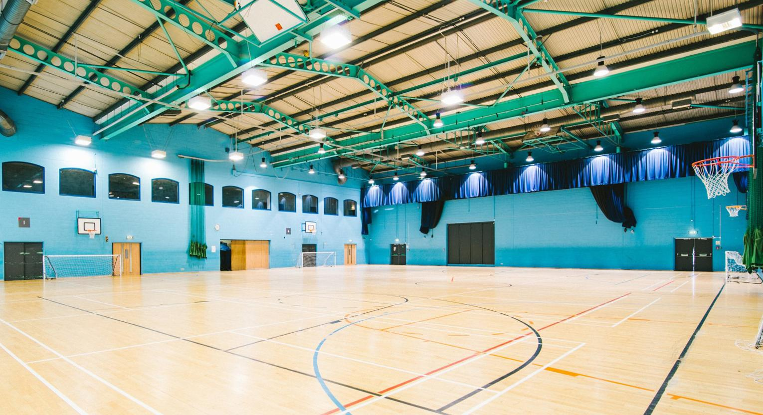 The new centre will replace the existing Spelthorne Leisure Centre, which dates back to the 1960s / Everyone Active